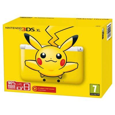 Anti Gores Nintendo 3ds Xl Limited buy nintendo 3ds xl pikachu yellow limited edition from