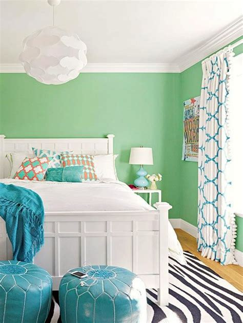 bright wall colors   apply  effectively