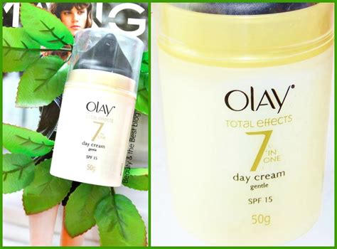 Olay Total Effect Gentle Day olay total effects 7 in 1 gentle day spf 15 review
