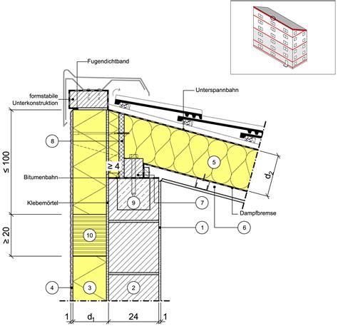 beton innenwand detailseite planungsatlas hochbau au 223 enwand mit