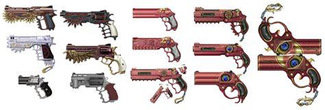 design gun game scarborough fair how high heels herbs influenced weapon