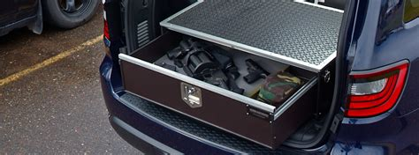 Suv Cargo Drawer by Suv Storage Drawer Systems Mobilestrong