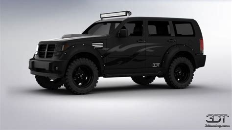 jeep nitro black dodge nitro designed by cody squier 3d tuning cars