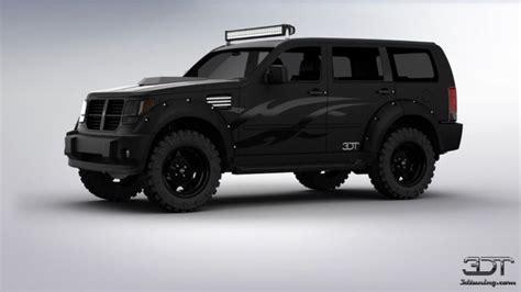 jeep nitro black dodge nitro designed by cody squier 3d tuning cars