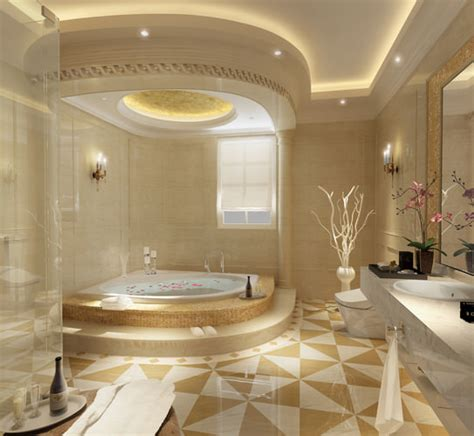 badezimmer le luxury bathroom 3d model cgtrader