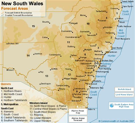 northern new south wales northern tablelands