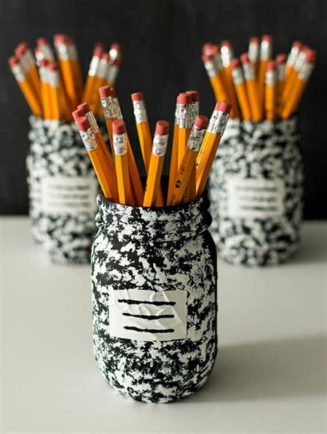 frascos decorados blanco y negro 1001 ideas originales de decorar botes de cristal