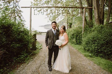 cama wedding annemarie jonny s camano island wedding