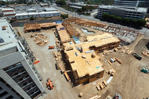 House Usc by Usc 2015 New Buildings On The Rise Usc News