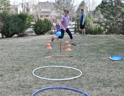 Backyard Obstacle Course A Backyard Obstacle Course For Your