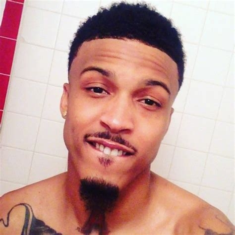 august alsina hairstyle mua dasena1876 movie night qu instagram photo sexy