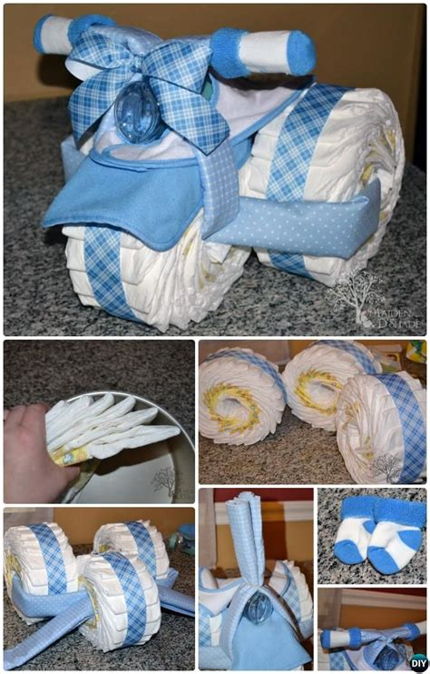 Unique Handmade Baby Gifts - 25 best ideas about tricycle cakes on