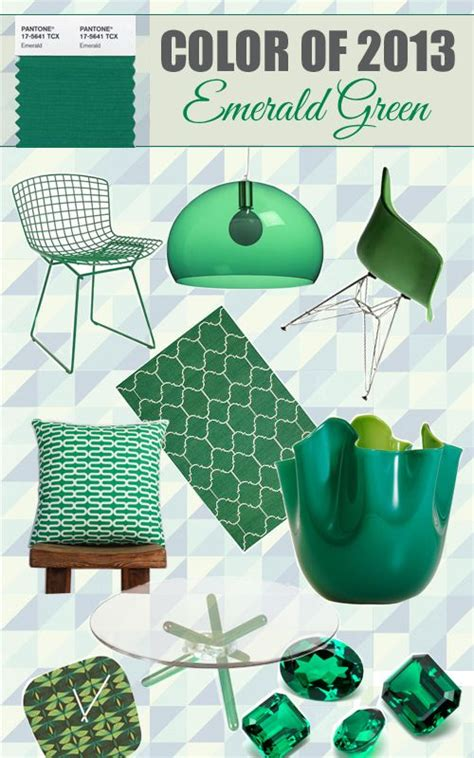 color your home emerald green the decollage 10 best images about a splash of color emerald on