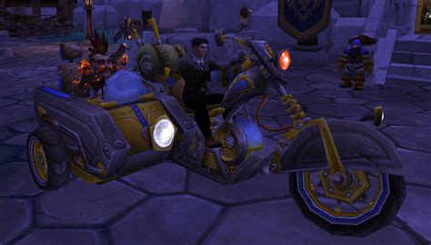 mechano hog wowpedia your wiki chauffeured chopper wowpedia your wiki guide to the