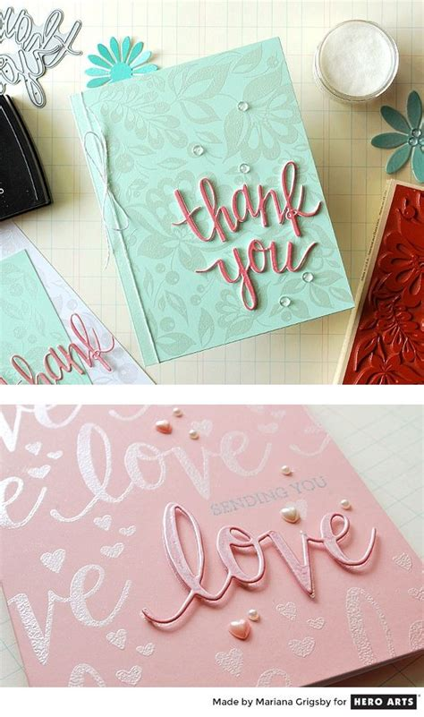 embossing techniques card 25 best ideas about embossing powder on