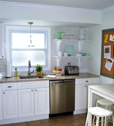 Kitchen Interior Designs For Small Spaces with White Kitchen Designs Interior For Small Space