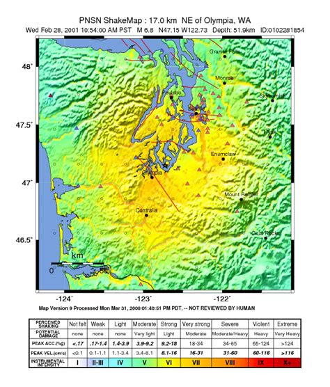 earthquake washington state seattle s quot big one quot almost the trembling earth agu