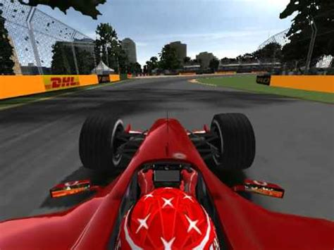Ferrari Sound Download by Rfactor Ferrari F2004 With Updated Sound Download