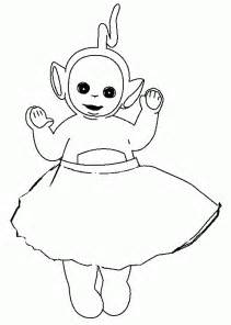 toddler coloring free printable teletubbies coloring pages for