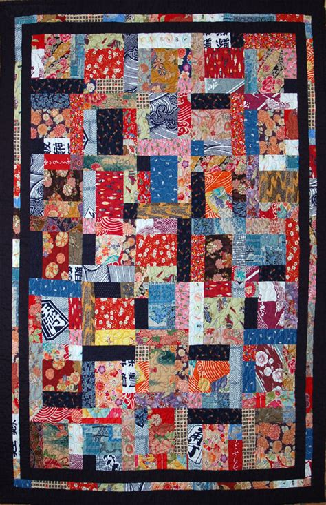 Japanese Patchwork Quilts - helen gammon s patchwork quilts