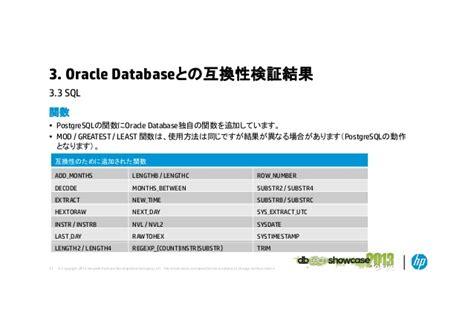 sys extract utc b22 postgresplus advanced server の oracle database