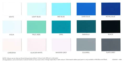pool paint colors specialist pool services ltd painting