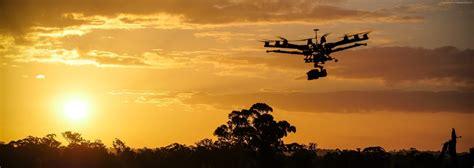 Wallpaper DJI Spreading Wings S1000 Plus, octocopter, best drones, sunset, Hi Tech #13285