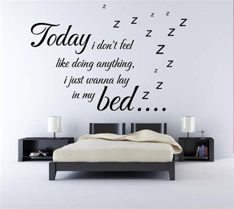 wall sticker quotes  bedrooms small room