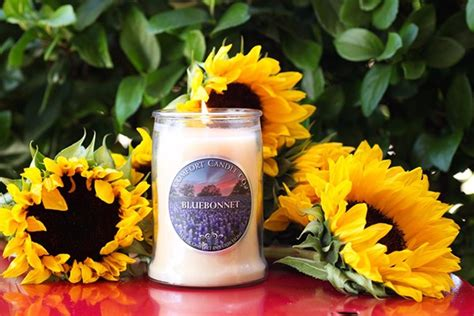 comfort candle company comfort candle company texas hill country lodging