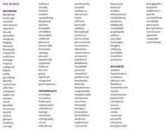 Spelling bee on pinterest spelling bee spelling words and spelling