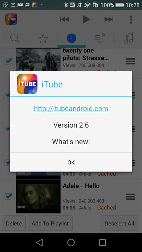 itube for android itube 3 8 5 android apk gratis