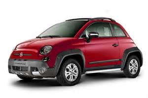 4x4 Fiat 500 Les Nouveaut 233 S 4x4 2012 4x4 Occasion