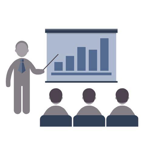 job training icon www pixshark hr workflow vector stencils library