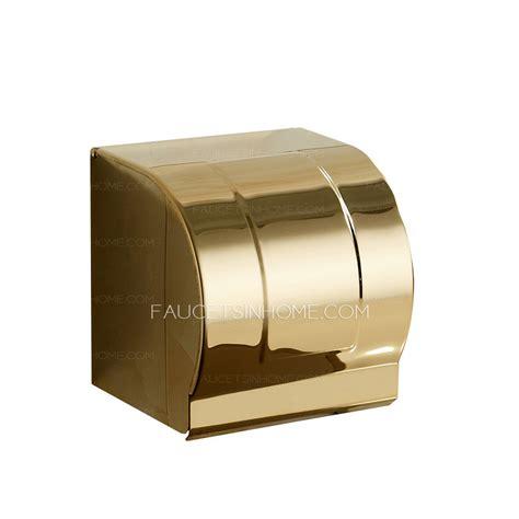 luxury toilet paper holder luxury gold bathroom brass toilet paper holders