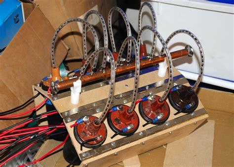 Tesla Ignition Coil V8 Tesla Engine Electronics
