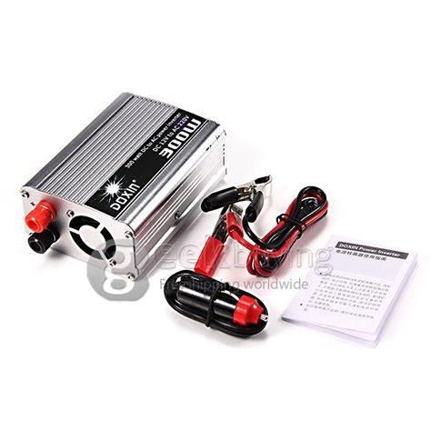 Termurah Power Inverter 300 W Dc 12v To Ac 220v doxin 300w car dc 12v to ac 220v power inverter