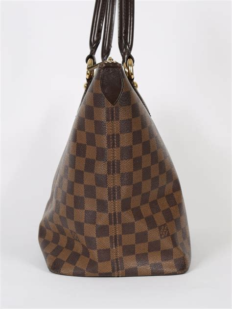 Louis Vuitton Saleya louis vuitton saleya mm damier ebene canvas luxury bags