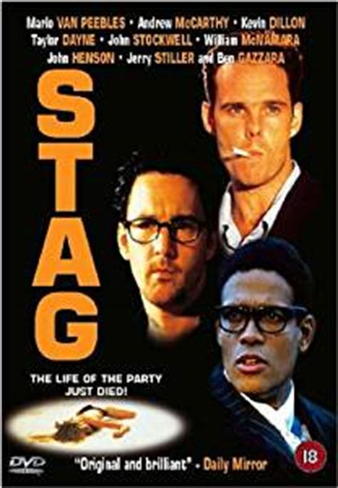 stag dvd amazon co uk mario van peebles andrew mccarthy kevin dillon taylor - What Gift Cards Does Peebles Sell