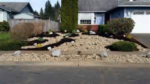 Rock Landscape Front Yard 15 Front Yard Landscaping Ideas Design And Decorating