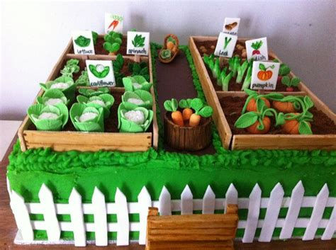 Garden Cakes Ideas 25 Best Ideas About Vegetable Garden Cake On Pinterest Garden Cakes Garden Birthday Cake And