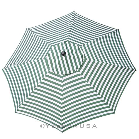 Patio Umbrella Canopy Replacement 8 Ribs 13ft Umbrella Replacement Canopy Cover 8 Ribs Outdoor