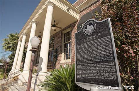 New Braunfels Post Office Hours by Travel A Weekend With New Braunfels Mayor January