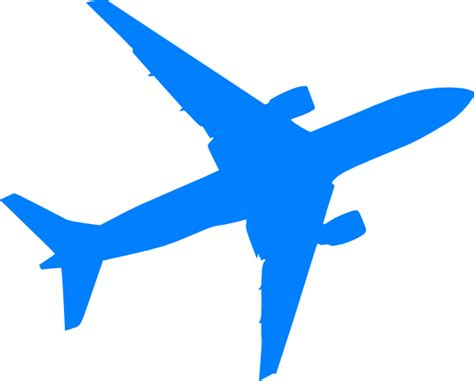 Clipart Of Plane airplane clip at clker vector clip