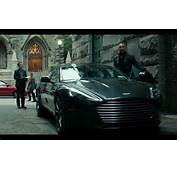 Aston Martin Rapide S – The Last Witch Hunter 2015 Movie