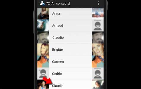 tutorial para poner whatsapp gratis pon cara a tus contactos con las fotos de whatsapp mobility
