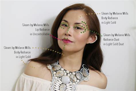 tutorial gleam wordpress glowing look with gleam by melanie mills my fashion juice