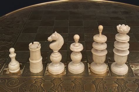 chess table set up antique chess table and chess set richard