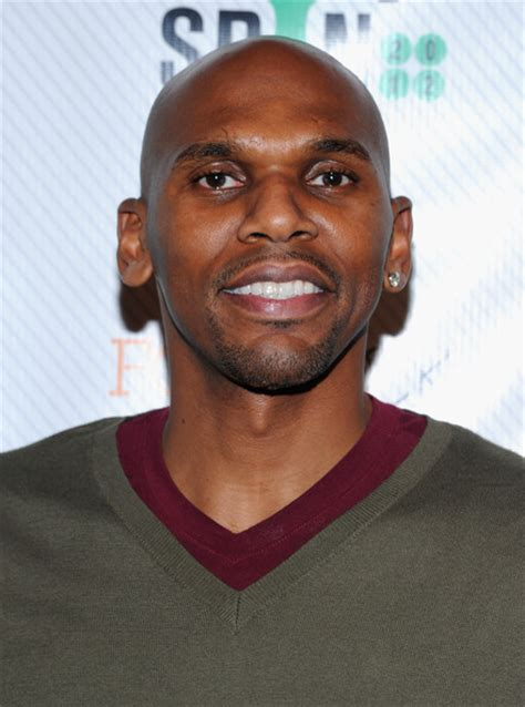 stack house jerry stackhouse pictures topspin 2012 arrivals zimbio