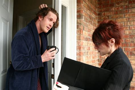 Door To Door Sales by Four Sales Pitches That Require Sober Second Thought