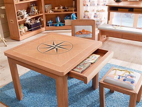 tavoli in legno per bambini 672 tavolo per bambini by caroti